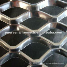Fabricación de listones de metal expandido galvanizado pesado