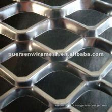 Fabricação de Lataria de Metal Expandido Galvanizado Pesado