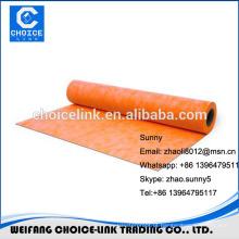 0.6mm PPPE chuveiro impermeável membrana