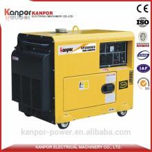 18kVA Water Cooled Silent Electric Start Portable Diesel Generator