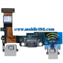 Puerto de carga Flex Cable para Samsung Galaxy S5 Repair Parts