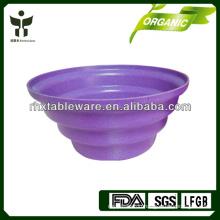 eco plant fiber flower pot /plant pot