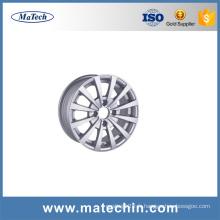 Service de fabrication Alliage d'aluminium Die Cast Steering Wheel