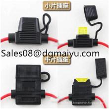 16AWG 18AWG Inline-Inline-Blade-Sicherungshalter Medium Sicherungshalter Wasserdicht