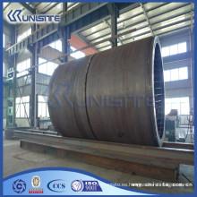 Tubería de elevación de acero de alta resistencia para la infraestructura de tráfico de túnel (USD1-002)