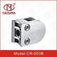 Spigot de vidro Handrail do aço inoxidável da alta qualidade para o tubo do Balustrade (CR-053B)