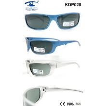 Coloridas nuevas PC promocional hermosa 2015 gafas de sol para niños (kdp028)