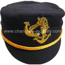 Förderung hat Baumwolle Kapitän Matrose Mütze Hut