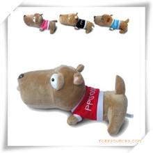 Liegt Prone Dog Plüschtiere für Promotion
