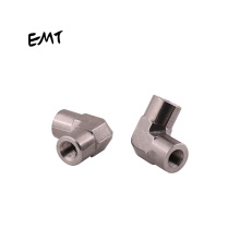 EMT factory 90 degree hydraulic adapter elbow BSP female thread fluid connector pipeline  fitting