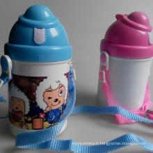Nouvelle bouteille d'eau pour enfant Sublimation 400ml