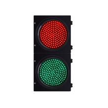 Feu de signalisation vert rouge de 300 mm, 12 pouces