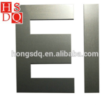 Núcleo de transformador laminado de baja pérdida de hierro EI