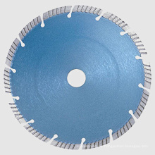 Turbo-segmentierte Diamant-Trennscheibe für trockene geschnittenen Granit (SUGSB)