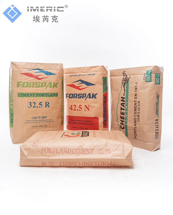 ready mix cement bags