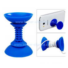 Silicone Rubber Sucker for Cell Phone
