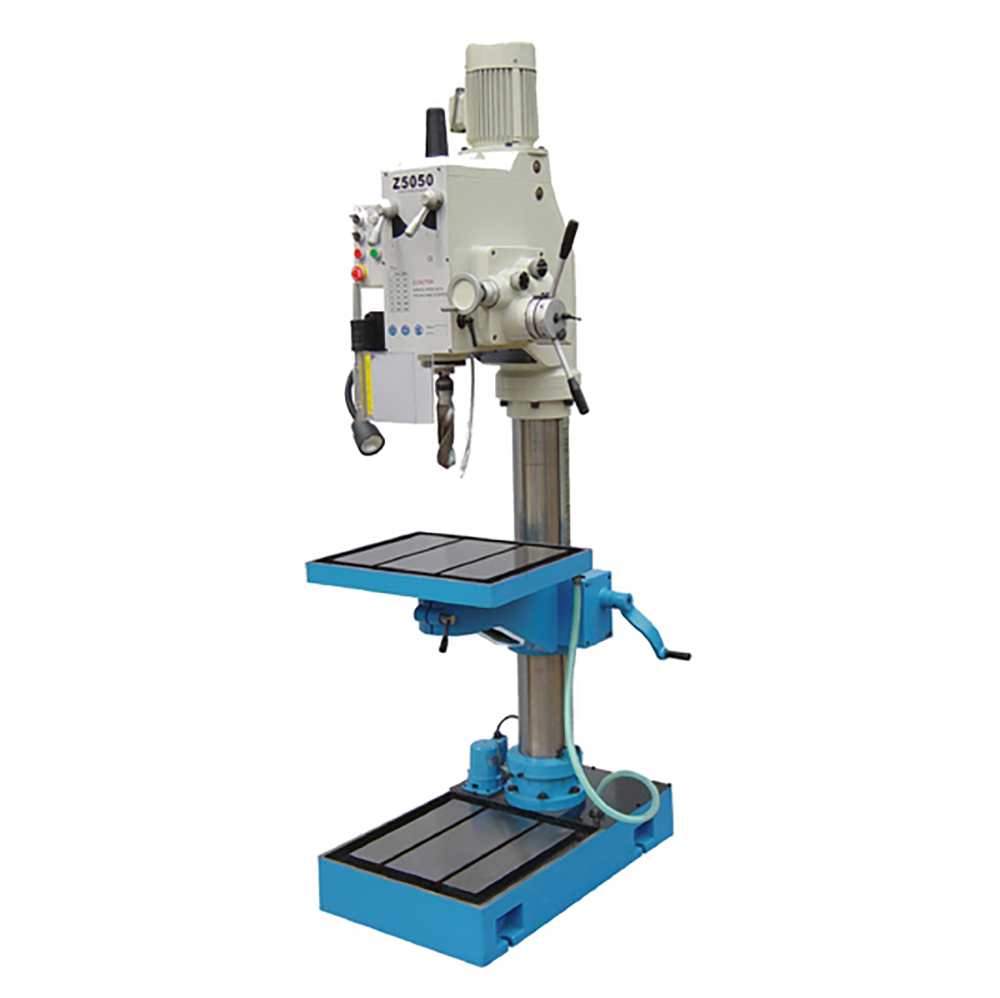 Drilling Machines for Metal