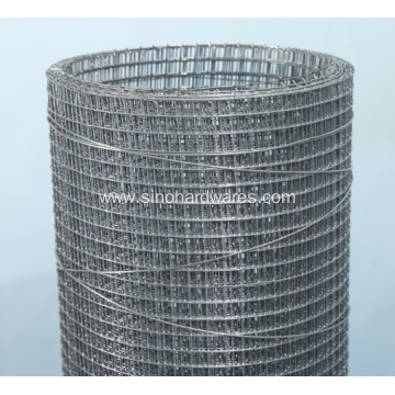 Cheap High Quality Galvanized Welded Wire Mesh Roll