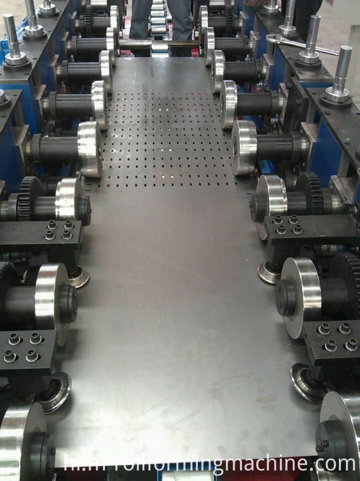 Coil rolling machine specification for cable tray