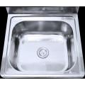 Australien Waschbecken und Edelstahl Waschtisch für Schrank