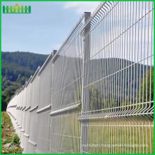 Galvanized or powder coated decorative mesh fence garden fence