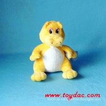 Gelb Plüsch Cartoon Tier Spielzeug (TPKT0005)