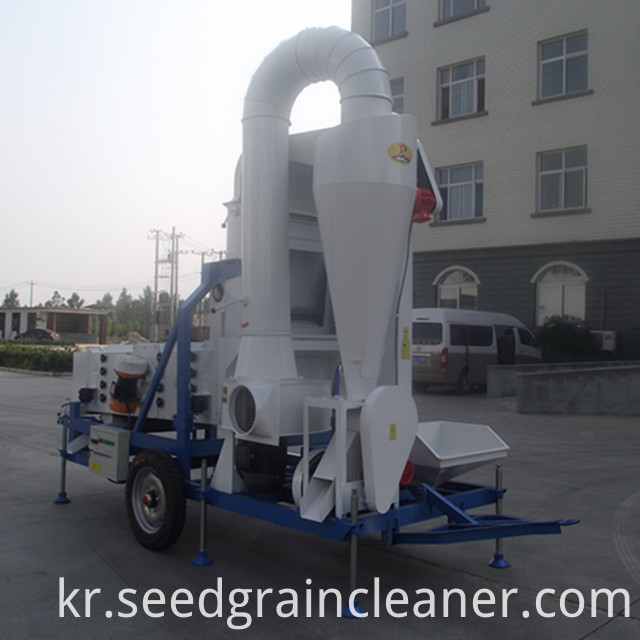 wheat cleaner