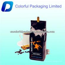 Saco de café / alta qualidade com válvulas / reforço lateral / Para café torrado