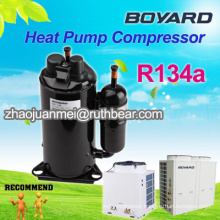 r407c r410a r134a rotary heat pump compressor for water chiller