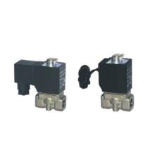 Válvula de solenoide de acción directa y normalmente cerrada tipo 2/2 Válvulas de control de fluido de la serie 2KS