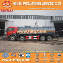 FAW 8x4 28CBM chemical liquid vehicle for sale , china factory supply