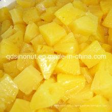 Консервированный ананасовый кусочек, кусочки, кусочки, кусочки, дробленые с высоким качеством, лучшая цена (HACCP, ISO, BRC, FDA, HALAL, KOSHER)