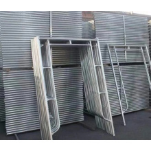 All types of Steel Frame system Scaffolding Frames for Sale