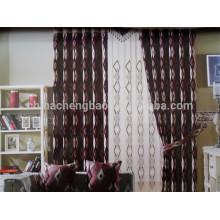 Tissus de rideaux en gros rideaux bon marché fabriqués en Chine
