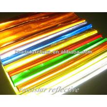 prismatische reflektierende PVC-Folie