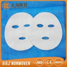 tela não tecida facial da máscara material100% algodão não tecido