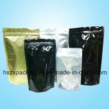 Stand up Zipper Bag Aluminium Foil Packaging Food Bag