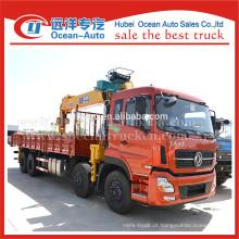 Dongfeng Kinland 8x4 16 ton camião grua à venda