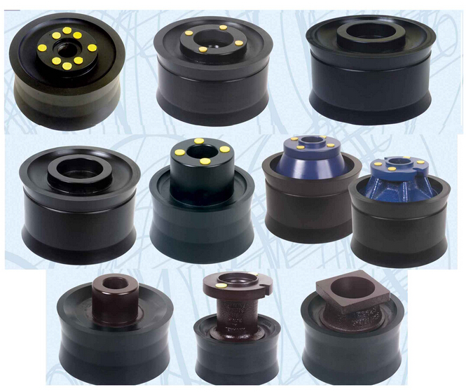 Concrete Pump Rubber Piston Ram