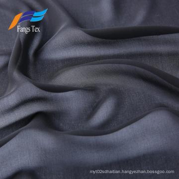 Islamic Muslim 100% Polyester 15*15'' Wool Chiffon Fabric