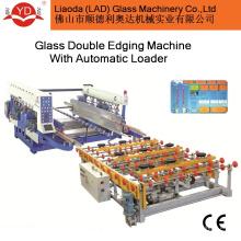 para bordas de vidro e vidro duplo linha de produção de vidro da afiação de carregamento
