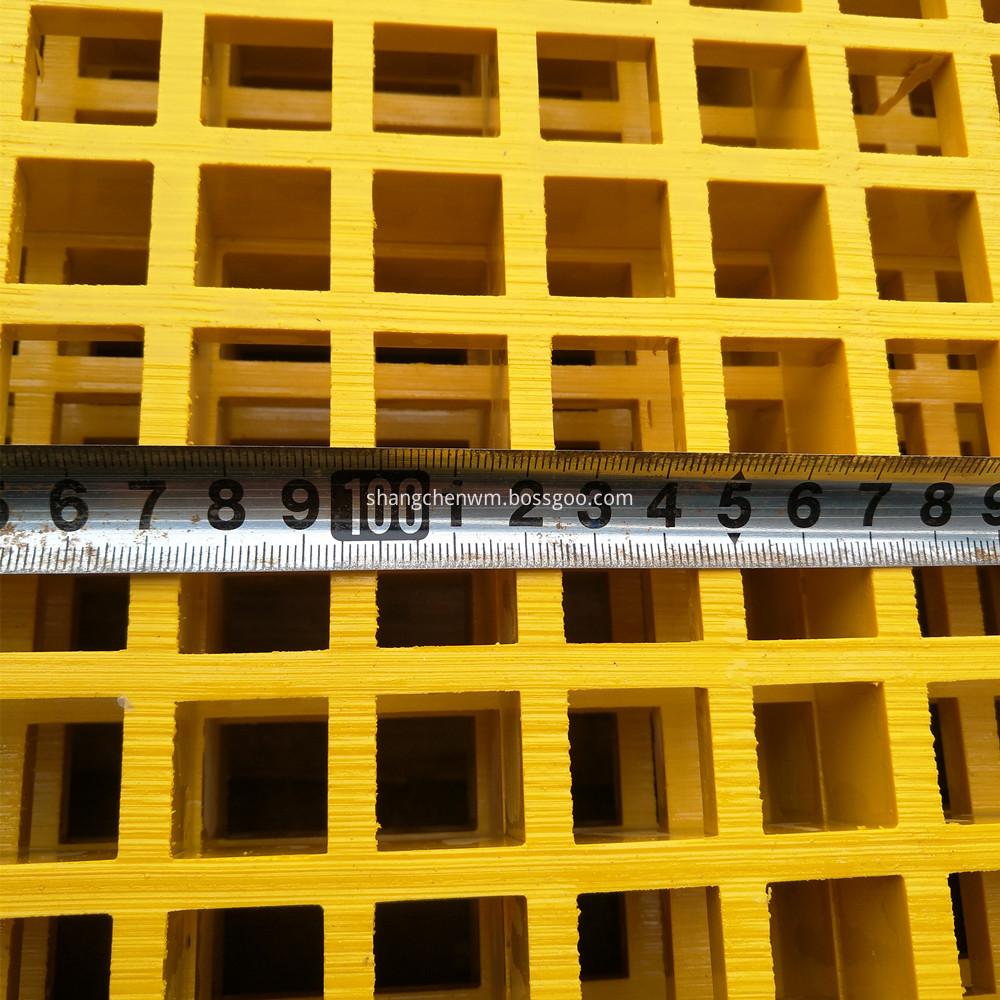 Fiberglass Grating Panels