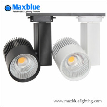 30W / 40W High CRI 90ra CREE COB LED Track Light