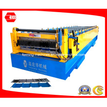 Metal Sheet Double Layer Roofing Machine