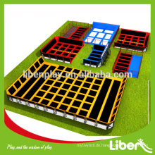 Outdoor riesiger Trampolinpark in China LE.T2.409.111.01