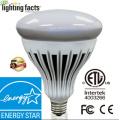 Двойной слой с регулируемой яркостью R40 / Br 40 Светодиодная лампа с Energy Star & Dlc