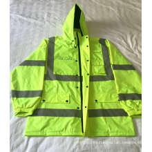 OEM Reflective Warning Safety Jacket