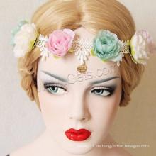 Gets.com Schmucksache-Lieferanten-Mädchen-Stirnband Soem-kundenspezifisches Stirnband