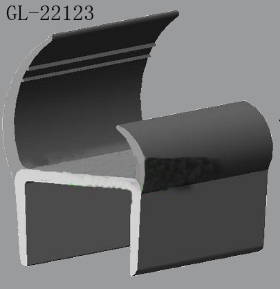 Trailer Gate Rear Door Seal Rubber