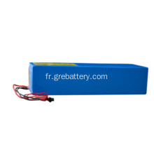 24V Deep Cycle Battery Pack Lithium Ion pour Power Wheels